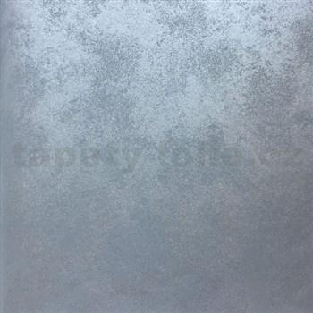 Vliesové tapety na zeď La Veneziana 3 jemná struktura stříbrná