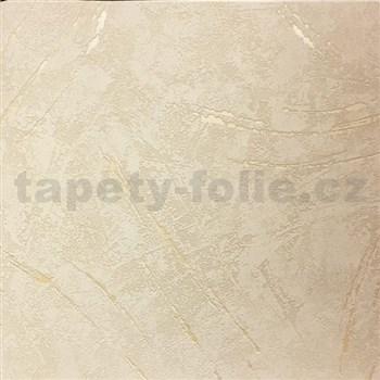 Vliesové tapety na zeď La Veneziana 3 omítkovina středně hnědá