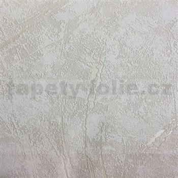 Vliesové tapety na zeď La Veneziana 3 omítkovina světle hnědá