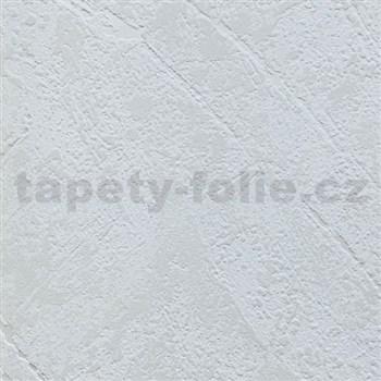 Vliesové tapety na zeď La Veneziana 3 omítkovina bílá