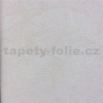 Vliesové tapety na zeď La Veneziana 3 listy světle hnědé
