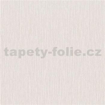 Vliesové tapety na zeď La Veneziana 4 stromečkový vzor stříbrný na bílém podkladu