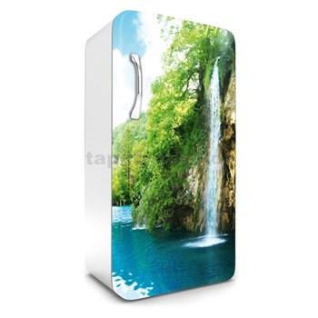 Samolepící tapety na lednici vodopády rozměr 120 cm x 65 cm