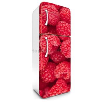 Samolepící tapety na lednici maliny rozměr 180 cm x 65 cm - POSLEDNÍ KUSY