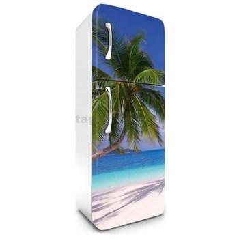 Samolepící tapety na lednici pláž rozměr 180 cm x 65 cm