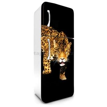Samolepící tapety na lednici panther rozměr 180 cm x 65 cm