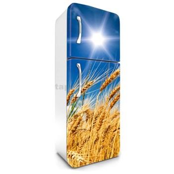 Samolepící tapety na lednici pšeničné pole rozměr 180 cm x 65 cm