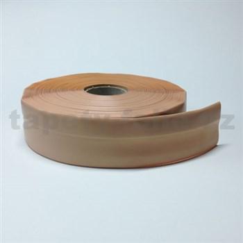 Podlahová lemovka z PVC tělová 5,3 cm x 40 m