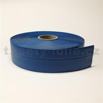 Podlahová lemovka z PVC samolepící modrá 5,3 cm x 25 m