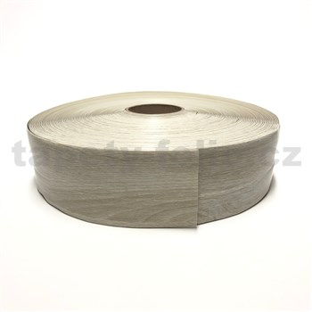 Podlahová lemovka z PVC samolepící dřevo dub sonoma světlý 5,3 cm x 30 m