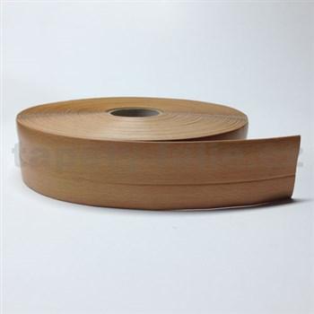 Podlahová lemovka z PVC samolepící jedle přírodní 5,3 cm x 30 m