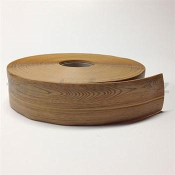 Podlahová lemovka z PVC dub světlý 5,3 cm x 40 m