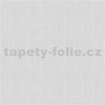 Vliesové tapety na zeď IMPOL Marbella struktura tkaniny šedá