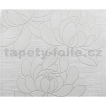 Vliesové tapety na zeď The Best - Flowers - bílé