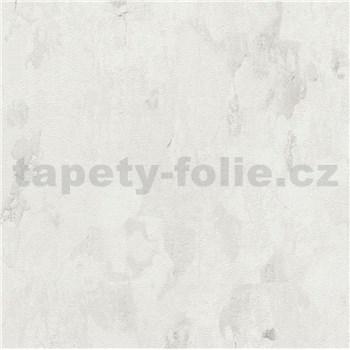Vliesové tapety na zeď IMPOL Metropolitan Stories omítka bílá s patinou