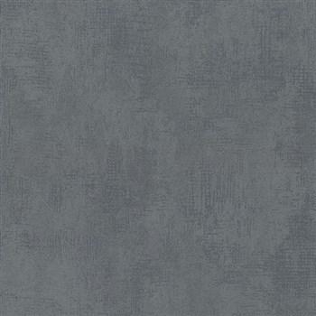 Vliesové tapety na zeď Nabucco strukturovaná omítka šedo-stříbrná