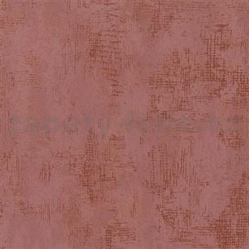 Vliesové tapety na zeď Nabucco strukturovaná omítka červená