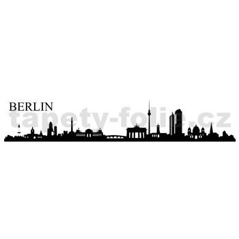 Samolepky na zeď Berlín 164 x 38 cm