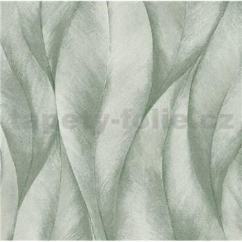 Vliesové tapety na zeď IMPOL New 21 listy zelené