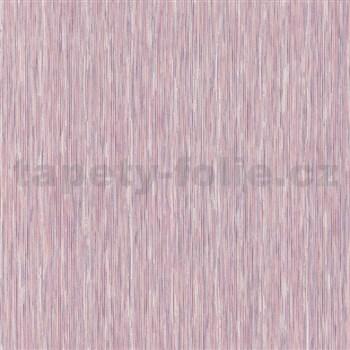 Vliesové tapety na zeď Nizza proužky fialové
