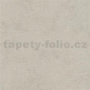 Vliesové tapety na zeď Belinda drobné tečky šedé