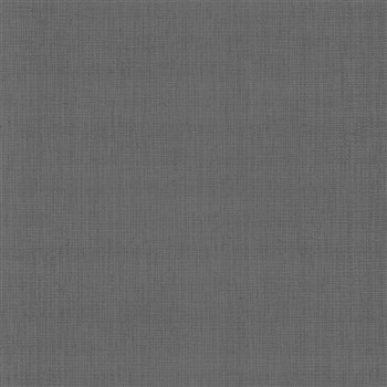 Vliesové tapety na zeď Novara 3 strukturované tmavě šedé