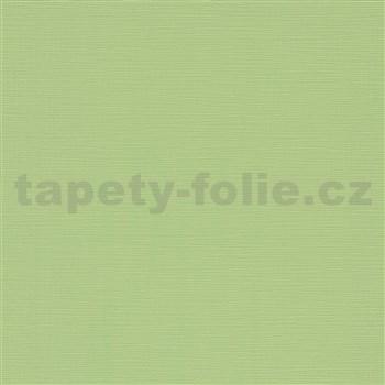 Vliesové tapety na zeď IMPOL Novara 3 strukturované jednobarevné zelené