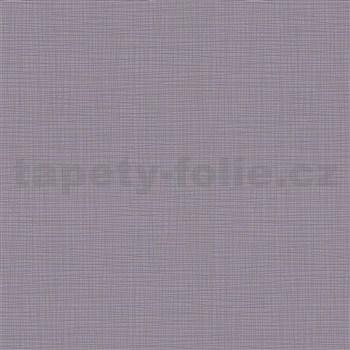 Vliesové tapety na zeď IMPOL Novara 3 strukturované jednobarevné tmavě šedá