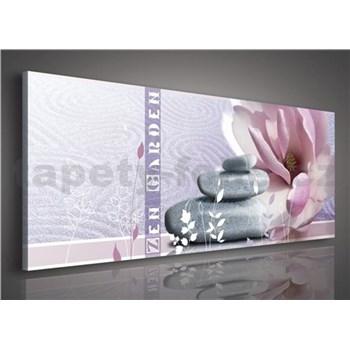 Obraz na plátně zen gargen 145 x 45 cm