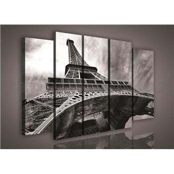 Obraz na plátně Eiffelova věž 150 x 100 cm