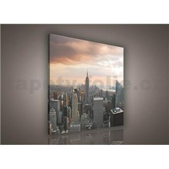 Obraz na plátně New York 80 x 80 cm