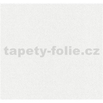 Vliesové tapety na zeď Opal struktura jemná bílá