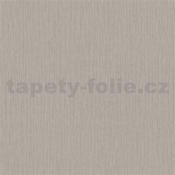 Vliesové tapety na zeď Opal struktura hnědá s jemným třpytem