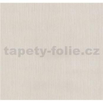 Vliesové tapety na zeď Opal struktura krémová s jemným třpytem