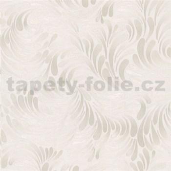 Vliesové tapety na zeď Opulence moderní vzor krémový