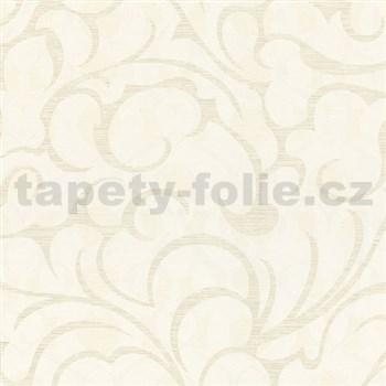 Vliesové tapety na zeď Opulence abstraktní vzor béžový