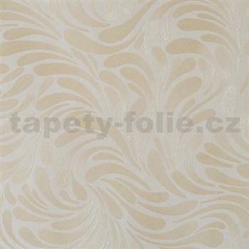 Vliesové tapety na zeď Opulence moderní vzor béžový