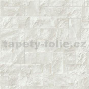 Vliesové tapety na zeď Origin - kámen obkladový světle hnědý