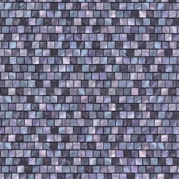 Vliesové tapety na zeď Origin - mozaika fialová - POSLEDNÍ KUSY