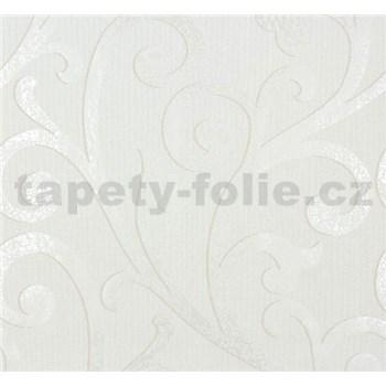 Vliesové tapety na zeď Ornamental Home - ornament bílý