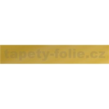 Samolepící ukončovací pásky zlatý lesklý 1,8 cm x 5 m