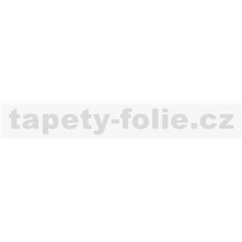 Samolepící ukončovací pásky bílý lesklý 1,8 cm x 5 m