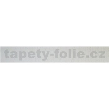 Samolepící ukončovací pásky bílé dřevo 1,8 cm x 5 m