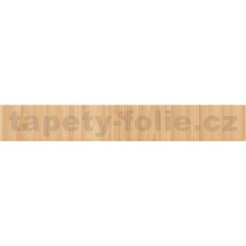 Samolepící ukončovací pásky borovicové dřevo 1,8 cm x 5 m