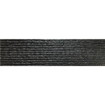 Samolepící pěnové 3D panely rozměr 300 x 1140 mm, kůra černá