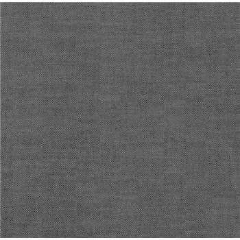 Vliesové tapety na zeď Polar strukturovaná tmavě šedá