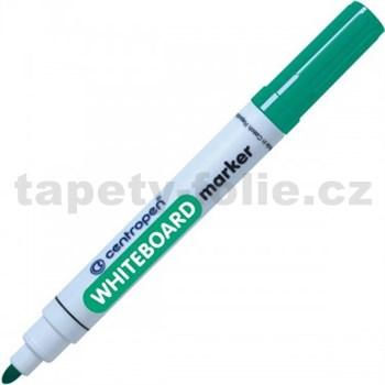 Stíratelný Centropen 8559 zelený, kulatý hrot, stopa 2,5 mm
