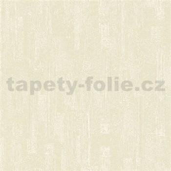 Vliesové tapety na zeď Pure and Easy štuk krémový
