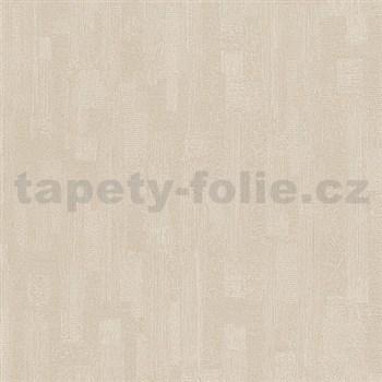 Vliesové tapety na zeď Pure and Easy štuk světle hnědý