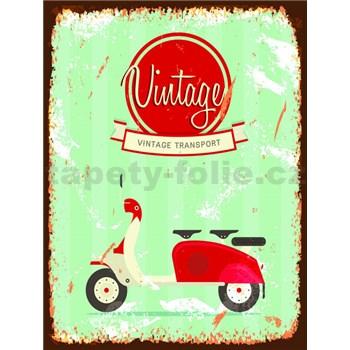 Retro cedule Vintage 40 x 30 cm